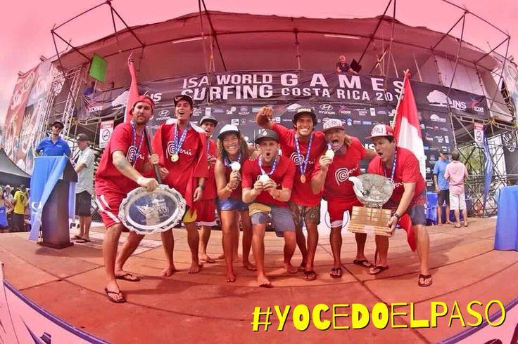 Ya somos campeones en las olas, seamos campeones también en nuestras calles. Brinda(t) respeto al transitar!   ¡Felicitaciones al equipo peruano de Surf!   Fuente imagen: página de Anali Gomez https://www.facebook.com/AnaliGomezSurf/  Conoce más aquí: http://www.surfline.com/surf-news/lucca-mesinas-en-la-final-le-dio-al-equipo-peruano-su-primer-trofeo-de-campen-por-equipos-fuera-de-su-casa-per_140813/