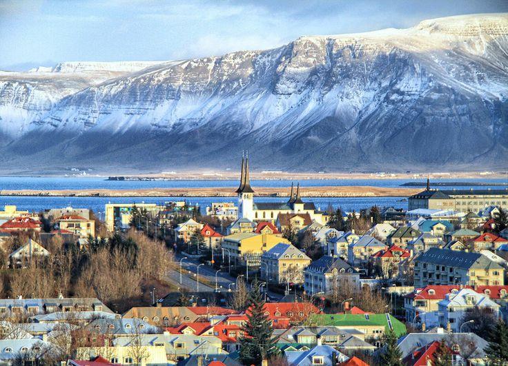 Reykjavik - Iceland: