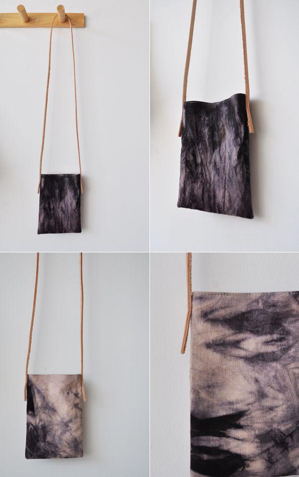{like} leather strap+fabric (la magie d'arounna)