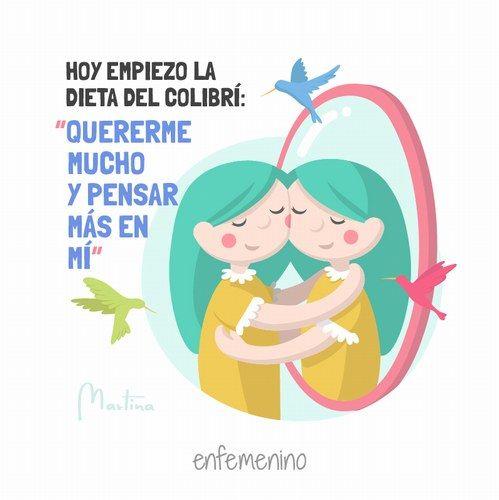 ¡Nos unimos a la #dieta de Martina! #elmundodeMartina