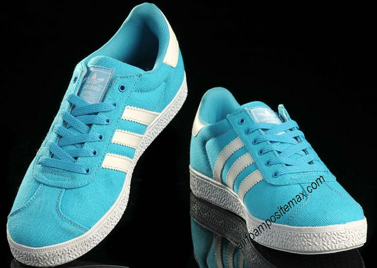 womens adidas turquoise gazelle 70s woven trainers nz