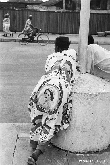 Marc RIBOUD :: Ghana, 1960