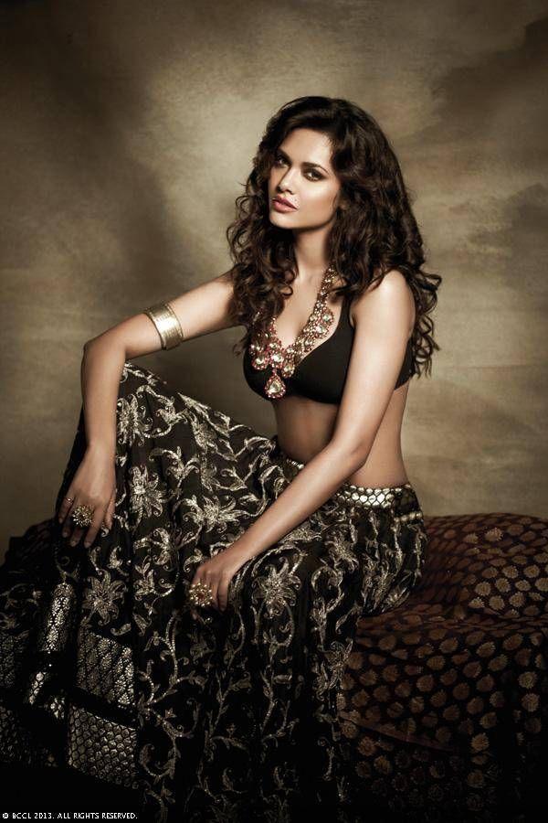 Esha Gupta looks stunning for Filmfare, Photos by Rohan Shrestha