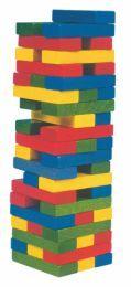 WOODY Tower Tony věž - barevná