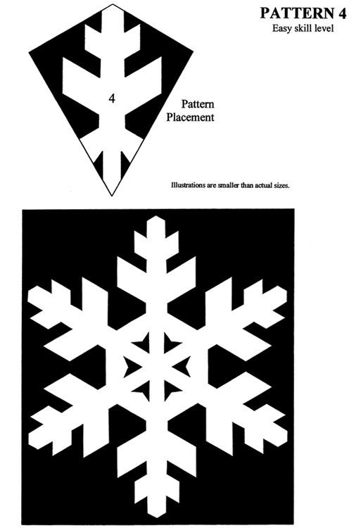 Dover | Make Your Own Paper Snowflakes