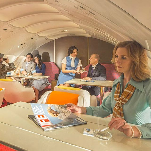 Vintage Air Travel is a Flight of Fancy