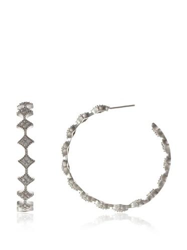 90% OFF Belargo Inside Out Hoop Earrings