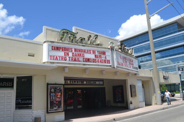 Teatro Trail (Miami) 2013