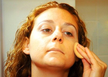 Gör din egen ansiktsmask