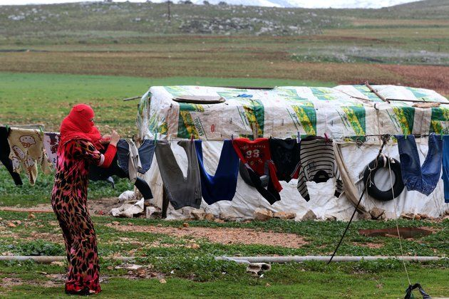 Refugee Women In Lebanon Show Incredible Resilience Despite Exploitation And Abuse
