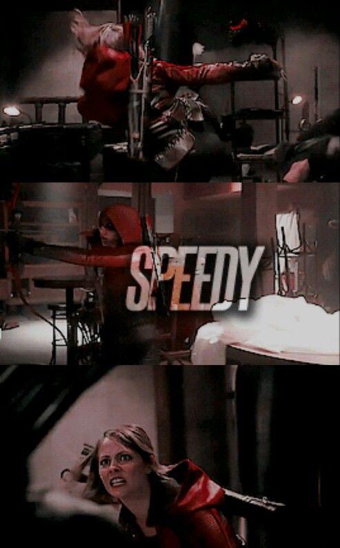Speedy tumblr #arrow #theaqueen