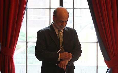 Pot de départ de Ben Bernanke demain 29 janvier! Découvrez l'analyse de PFX www.professeurforex.com