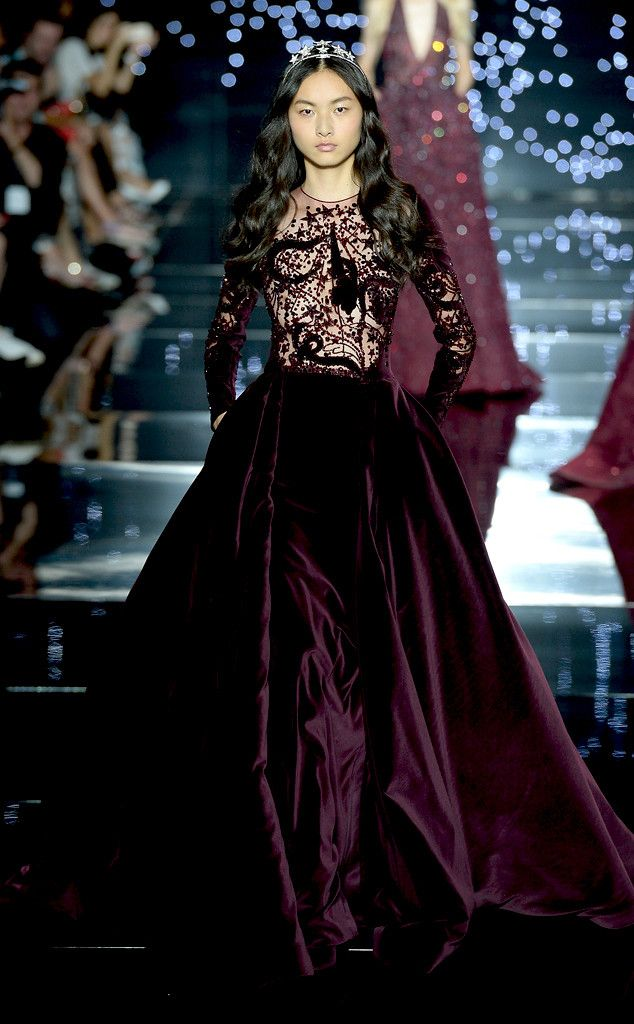 I'm madly in love... | Zuhair Murad from Best Looks from Paris Haute Couture Fashion Week Fall 2015