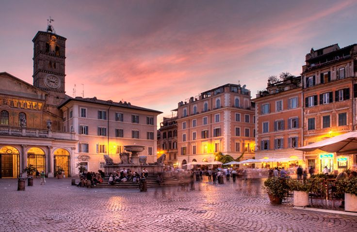 Take tips on how to eat like a local in Rome, from down-home Roman cooking to ethnic options in the Eternal City. #TerraAdopt #adoptanolivetree