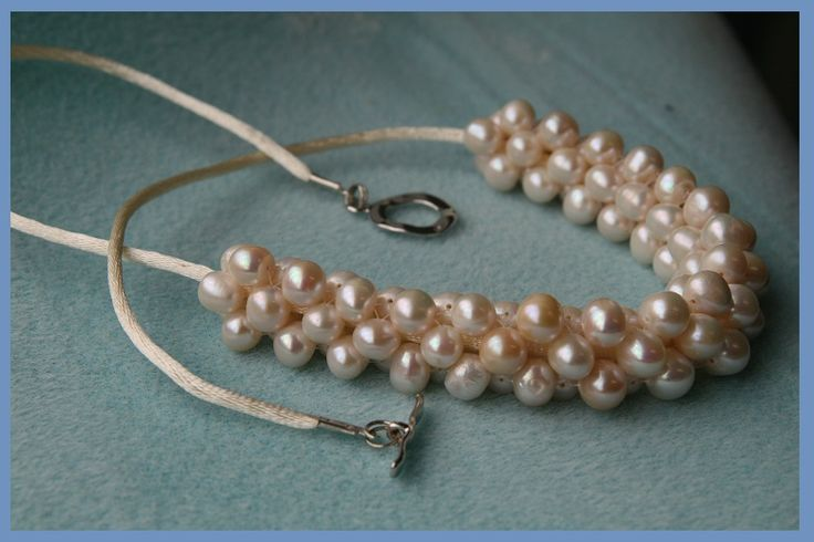 Fresh Water Pearl necklace. Sorry this one is sold