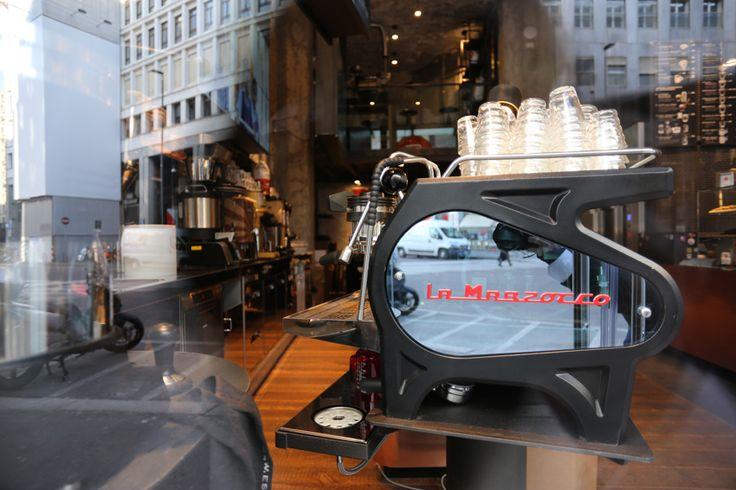 Livello 0 La Marzocco Strada Coffee Machine