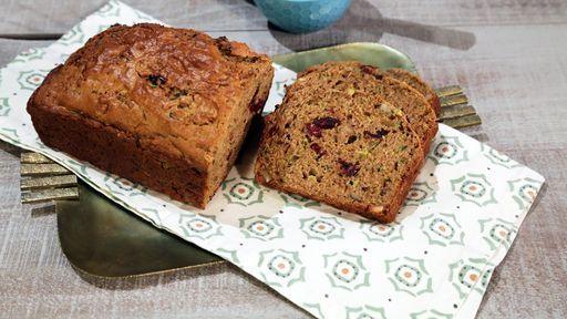 Cranberry Walnut Health Bread CLINTON KELLY