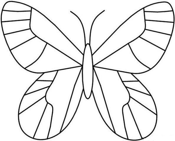 Neu Schmetterling Vorlagen Malvorlagen Malvorlagenfurkinder 14