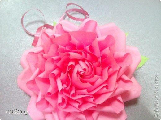 Wenn Sie eine wunderschöne Rose aus Papier einfach falten wollen, dann ist diese Seite genau für Sie. Hier finden Sie eine Anleitung dafür.