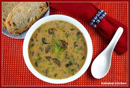 Hungarian Mushroom Soup Recipe on Yummly. @yummly #recipe