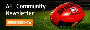 Subscribe to the AFL Community Development Newsletter
