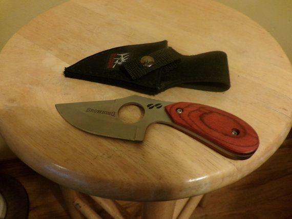 Browning modèle 087 couteau couteau à dépecer par Morethebuckles