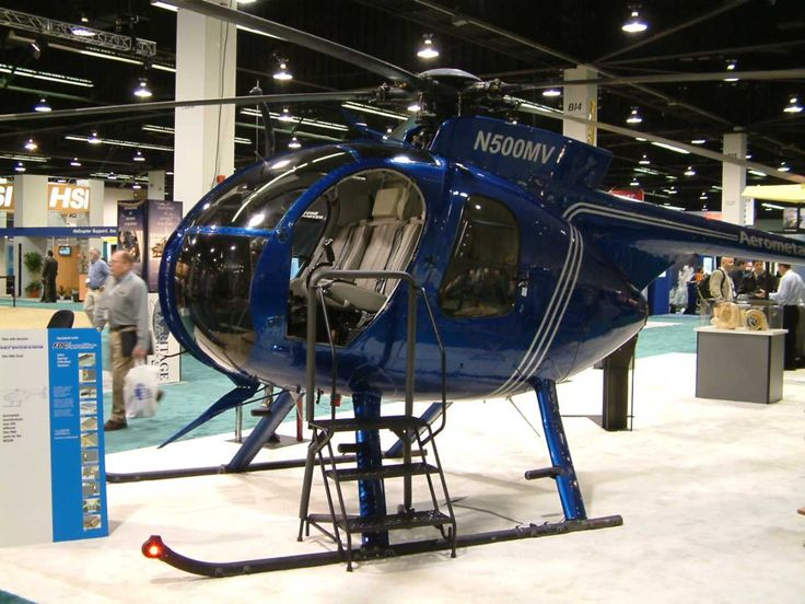 Fastest Helicopter In The World | MD 500 Series Helicopter