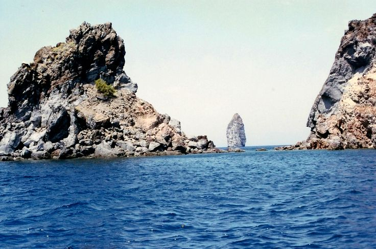 Off the coast of Lipari - Aeolian Islands - Italy