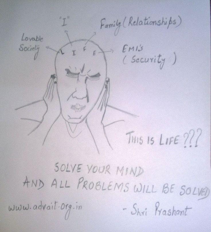 Solve your mind, all your problems will be solved. ~ Shri Prashant #Shri Prashant #Advait #mind #solution Read at:- prashantadvait.com Watch at:- www.youtube.com/c/ShriPrashant Website:- www.advait.org.in Facebook:- www.facebook.com/prashant.advait LinkedIn:- www.linkedin.com/in/prashantadvait Twitter:- https://twitter.com/Prashant_Advait