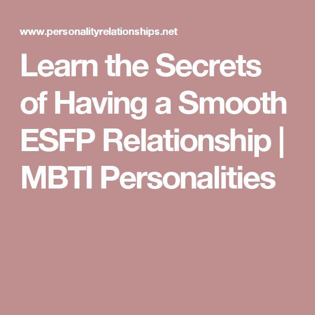 Esfp relationship