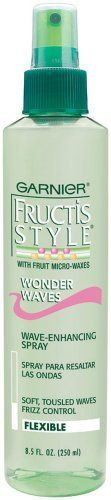 11. #Garnier Fructis #Wonder Waves - 16 #Awesome Products to Help You Get #Gorgeous Curls without #Using Heat ... → Hair #Amplifier i want to try this!