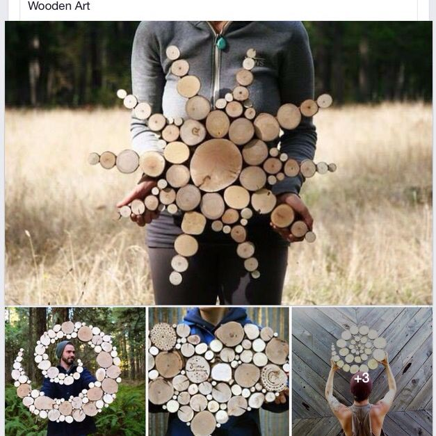 "Wood Art                                                                                                                                                <button class=""Button Module borderless hasText vaseButton"" type=""button"">       <span class=""buttonText"">                          More         </span>          </button>"