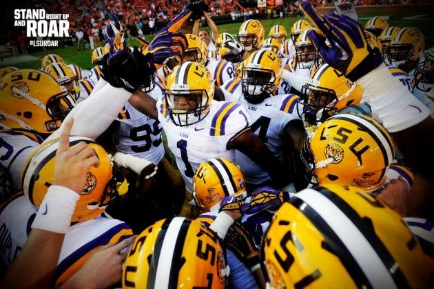 LSU Tigers Football game images  2013 | Get the Full LSU Football Schedule for the 2013-2014 Season Here