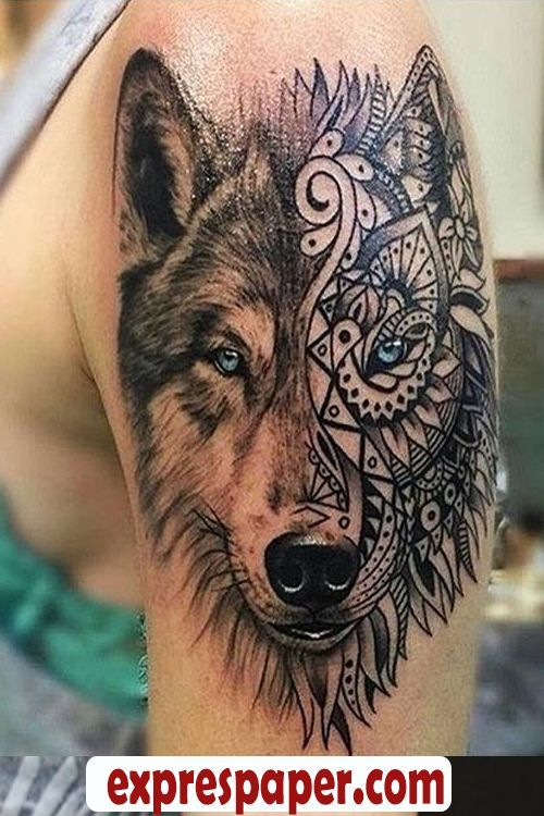 Wolf Arm Tattoos Makes The World Crazy Now Tattoo Symbol Designs