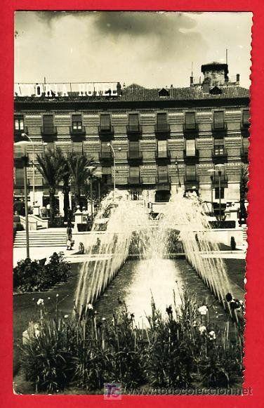 hotel victoria VACIADO sólo se conservan las fachadas