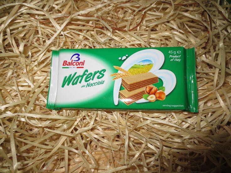 Balconi Wafers - žhavá novinka, která se teprve chystá vstoupit na český trh a testující brandnooz boxu ji tak mohli vyzkoušet exkluzivně jako první v ČR! A výsledek testování? Křupavé oplatky s lísko-oříškovým krémem doporučuje dále mnoho z vás :-) Více zde: https://www.brandnooz.cz/products/Balconi-Wafers