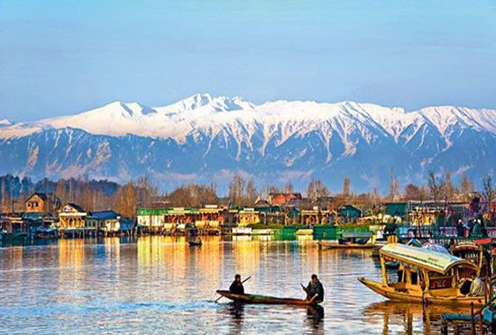 "Drench in the natural beauty of Kashmir, with ""Rasoitours""."