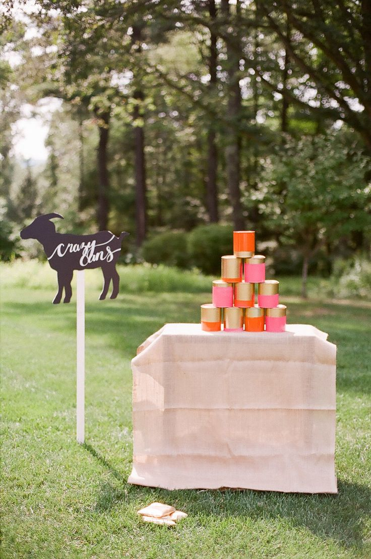 View entire slideshow: Outdoor Party Games on http://www.stylemepretty.com/collection/1564/
