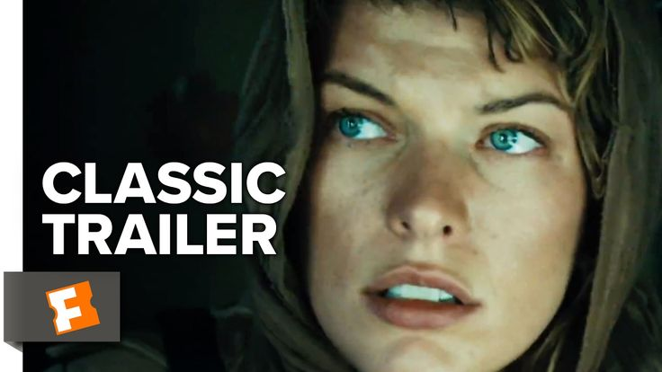 Resident Evil: Extinction (2007) Official Trailer 1 - Milla Jovovich Movie - YouTube