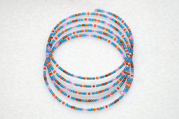 Involucro di Boemia wrap bracciale 5x Boho gioielli Bracciale