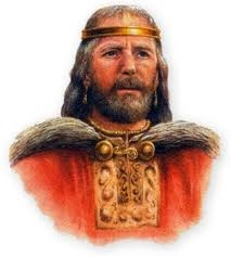 Brian Boru - The Lion of Ireland, related from his 3rd son