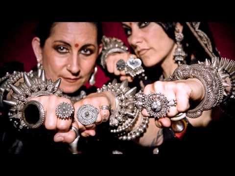 Guía de vestuario y accesorios para danza ATS: American Tribal Style - YouTube