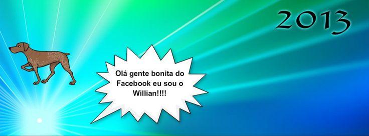 Capa Willian Ribeiro piZap
