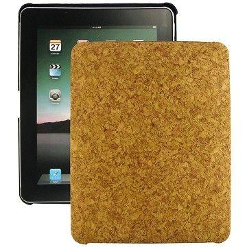 Wood Sarja (Vaaleanruskea) iPad Suojakotelo