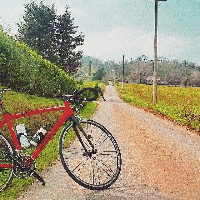 Biking in Mugello - http://www.mugellotoscana.it/en/itineraries-by-mountain-bike
