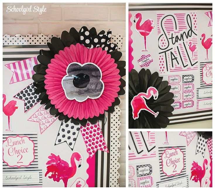 Classroom Decor Black And White : Best images about classroom theme ideas on pinterest