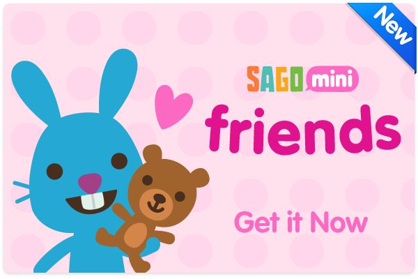 Learn more behind our thoughts on Sago Mini Friends.