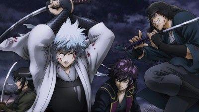 Anime Boys Sakata, Gintoki Gintama