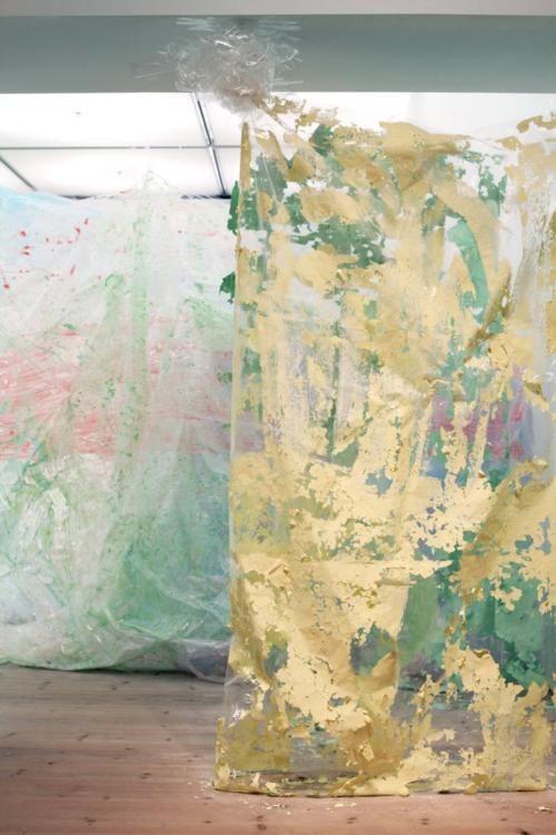 karla black art artist turner prize nominee installation