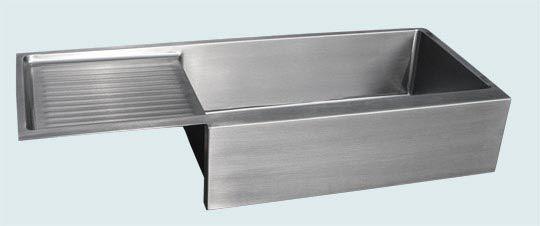 Kitchen Sinks Drainboards Stainless